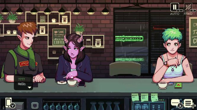 Coffee Talk Screenshot 01