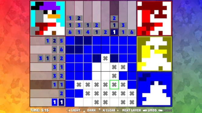 Depixion puzzle screenshot