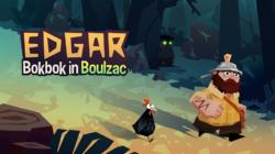 Edgar: Bokbok in Boulzac Nintendo Switch Key Art