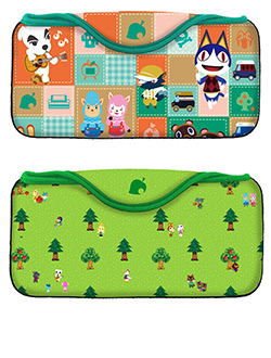 Animal Crossing Nintendo Switch Quick Pouch Keys Factory