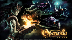 Operencia: The Stolen Sun Nintendo Switch Keyart