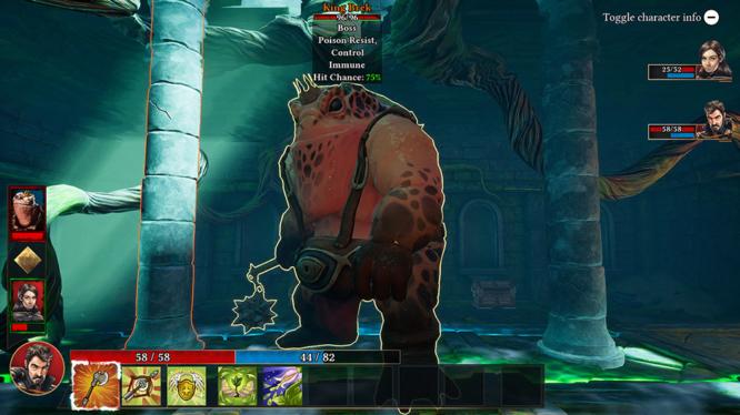 Operencia Nintendo Switch Screenshot of Enemy