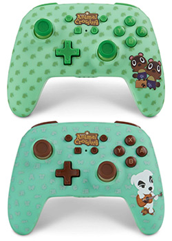 POWER A Animal Crossing Switch Controllers