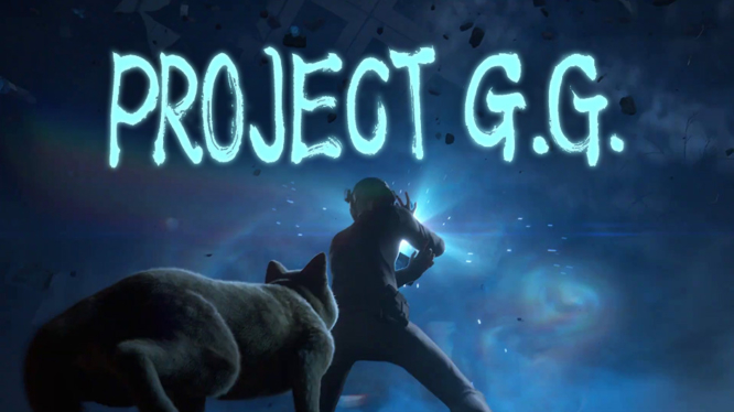Project G.G. trailer title