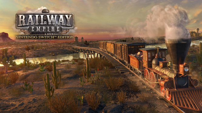 Railway Empire - Nintendo Switch™ Edition