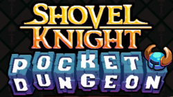 Shovel Knight Pocket Dungeon Title