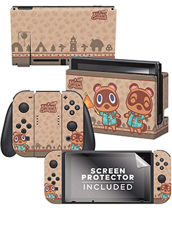 Timmy & Tommy Nintendo Switch Skin Bundle
