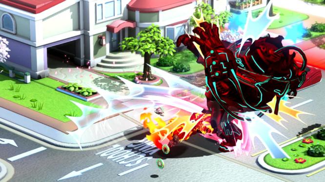 The Wonderful 101 Wii U Screenshot