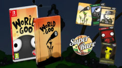 World of Goo Nintendo Switch physical release