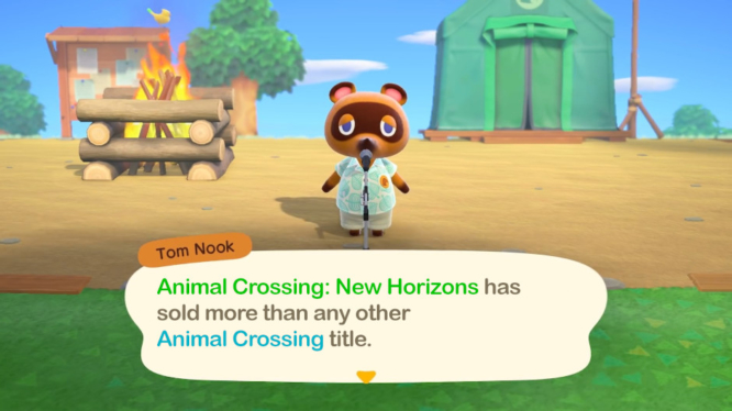 Animal Crossing New Horizons Best Seller