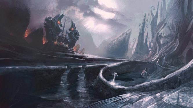 Zelda Retro Studios Concept Art