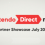 Nintendo Direct Mini Partner SHowcase