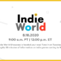 Indie World Showcase August 2020