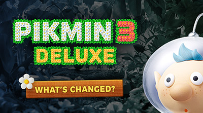 Pikmin 3 Deluxe Analysis & Comparison Video